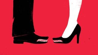 Wir halten kompetente Frauen für weniger liebenswert
