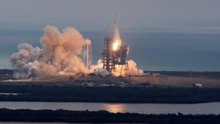 «SpaceX» transportescha l'emprima giada satellit en l'orbit