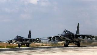Heftige Kämpfe in Syrien – Vormarsch Assads gen Osten erwartet