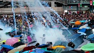 «Die Menschen in Hong Kong müssen hartnäckig und clever sein»