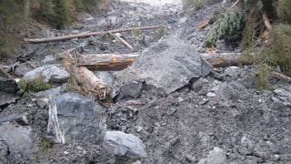 La buglia ord la Val Parghera