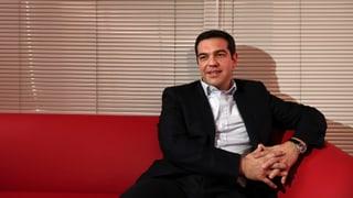 Griechenlands Regierung steht
