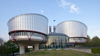 Strassburger Richter verurteilen die Schweiz