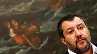 Salvini kündigt Misstrauensvotum gegen Conte an