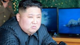 Töne aus Nordkorea werden wieder schärfer