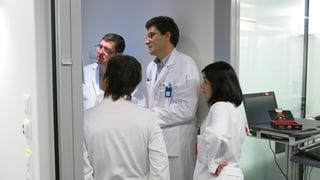 Bern legt die Grundlage für das Spital der Zukunft