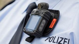 Zürcher Polizeivorsteher will Bodycams definitiv einführen