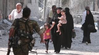 Siria: SI duai avair rapinà 2'000 persunas