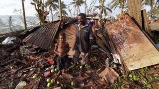 Zehntausende nach Zyklon «Pam» von Umwelt abgeschnitten