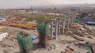 Video «Die neue Seidenstrasse – Chinas Weg zur Welteroberung (2/2)» abspielen
