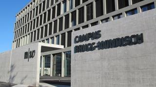 Mehr Geld für die Fachhochschule Nordwestschweiz