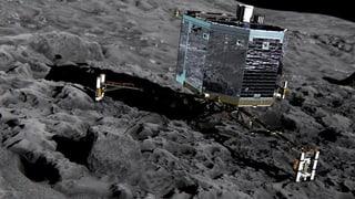 Kometensonde «Philae» fällt in ewigen Winterschlaf