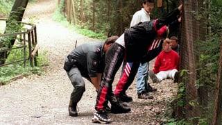 Starke Zunahme des Menschenschmuggels in der Schweiz