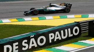 Mercedes-Teambus in São Paulo überfallen