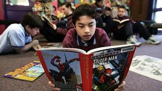 Kinofilme locken junge Leser in die Comicläden