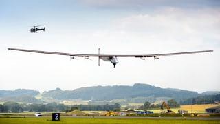 «Solar Impulse 2» plant zwölf Stopps auf Weltumrundung