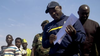 Pierre Nkurunziza zum dritten Mal Präsident Burundis