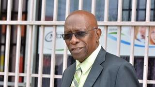 Jack Warner hat sich den Behörden gestellt