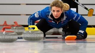 Die Teams von Tirinzoni und De Cruz fahren an die Curling-WM (Artikel enthält Audio)