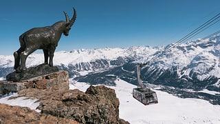St. Moritz von A(llegra) bis Z(ürcher)