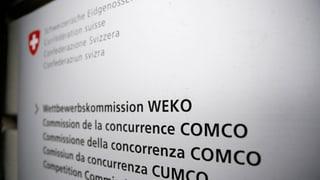 Weko prüft geplante Zusammenarbeit von Ringier, SRG und Swisscom
