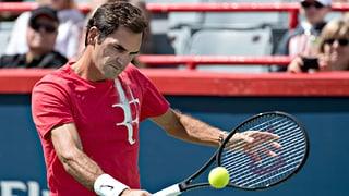 Federer: «Kann ich den Motor wieder anwerfen?»