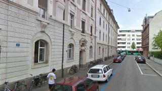 Massenkündigung am Burgweg in Basel