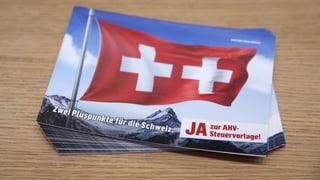 CVP hochzufrieden – SP warnt vor Steuerwettbewerb