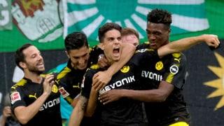 Dortmund überzeugt zum Auftakt – HSV verliert Müller