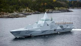Schweden will die Rüstungsausgaben erhöhen