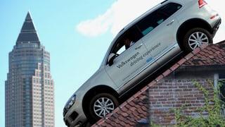 VW e Porsche cloman enavos 800'000 vehichels