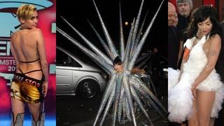 Völlig daneben: Die Fashion-Fauxpas der Promis