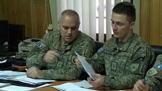 Hashim Thaçi: «Ein starker Staat hat eine Armee»