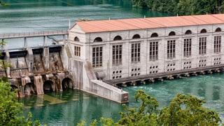 Wie viel Strom wird aus Wasserkraft gewonnen?