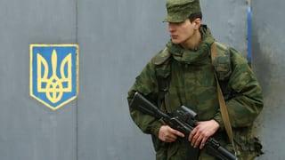 OSZE-Beobachter mit Warnschüssen zur Umkehr gezwungen