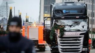 Berlin-Attentäter benutzte Schweizer Handy