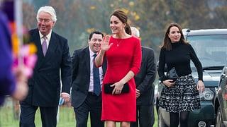 Herzogin Kate: Wo bitte schön ist der Babybauch?