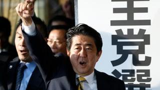 In Japan gibt es Neuwahlen