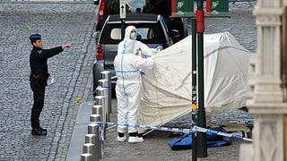Attentat in Jüdischem Museum fordert drei Tote
