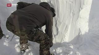 «Gefahr droht von den weichen Schichten» (Artikel enthält Video)
