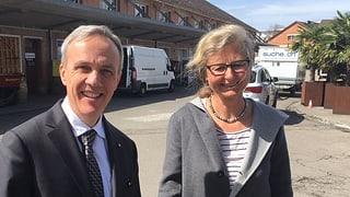 SP- und FDP wollen das Ustermer Stadtpräsidium erobern