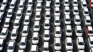 EU leitet Verfahren gegen BMW, Daimler und VW ein