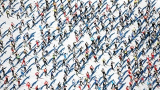 Maraton da skis engiadinais - 14'200 èn avunda