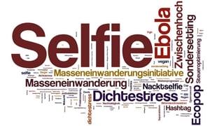 Wort des Jahres 2014: «Selfie» ist euer Favorit!