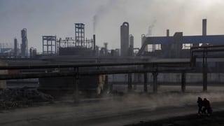 Mega-Smog: China gibt sich selbstkritisch
