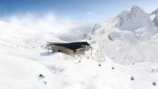Ein neuer Riese unter den Skigebieten