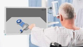 Wie Virtual Reality gelähmten Patienten helfen kann