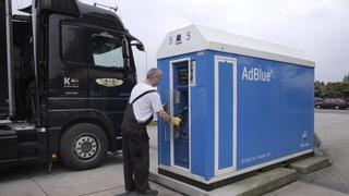 Manipulierte Lastwagen im Visier