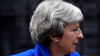 Theresa Mays Brexit-Plan liegt in Scherben