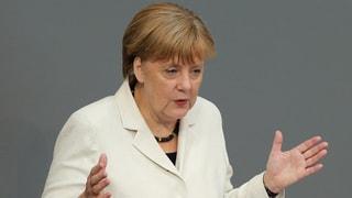 Merkel: Russia è responsabla per perdita da confidenza